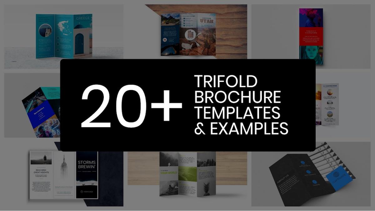 Dépliants 3 volets : 20 modèles, astuces de design et exemples