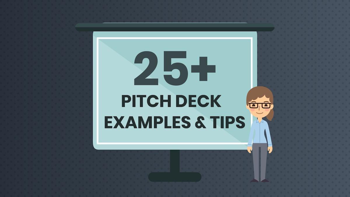 Plus de 25 exemples, astuces et modèles de pitch decks pour 2019