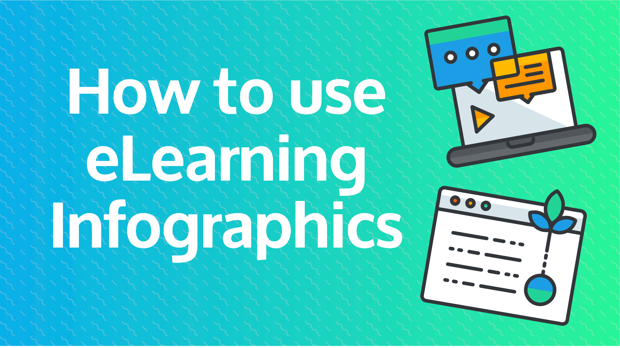 How-to-use-eLearning-infographics